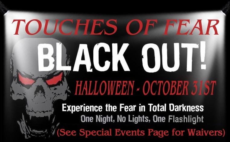 Blackout Haunted House Hollywood Gothique
